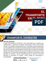 EL TRANSPORTE EN EL PERÚ