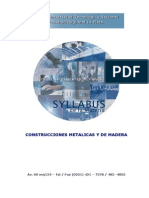 Construcciones Metalicas Madera