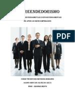 Empreendedorismo - Instituições Governamentais e Não Governamentais