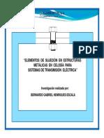 Presentación Conferencia sobre Elementos de Sujeción - Pernos y Tuercas
