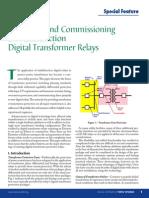 COMMISSIONING OF MULTI FUNCTION DIGITAL RELAYS.pdf