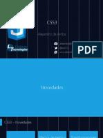Modulo 3 - CSS3