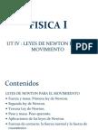 UT IV - Leyes de Newton Para El Movimiento