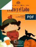 Pedro y El Lobo - Material Informativo