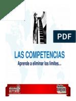 Presentación_Evaluación del desempeño y Competencias