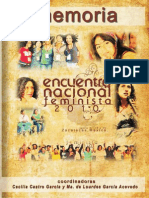 ENF 2010 Memoria