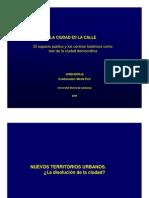 Exposicion Jordi Borja Seminario Puec