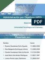 Deso-e01_administracion Por Objetivos v071111