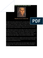 Biografia Corta de Cristobal Colon