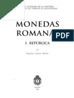 Cats-monedas Romanas i Republica