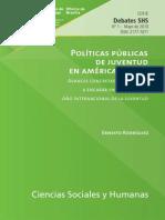 L_politicas Sociales en Al Para Jovenes