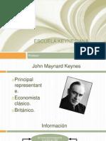 Escuela Keynesiana