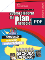 Manual de Plan de Negocios