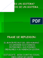 elemento sistemas