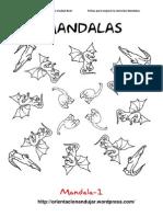 Mandalas Animales 1
