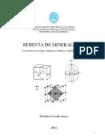 Sebenta de Mineralogia