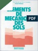 El Ments de m Canique Des Sols Fran Ois Schlosser-tunisiasat