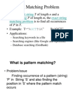 String Matching Problem.ppt