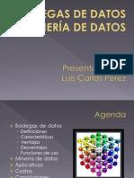 Bodegas de Datos Mineria de Datos