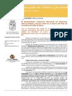 Nota de Prensa Proyecto Sin Edad 2010