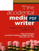 The Accidental Medical Writer