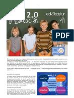 Web 2.0 y educación