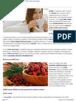 Cistite - 10 rimedi naturali