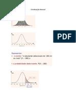 Distribuição de probabilidade e Estimação
