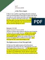 Sermon for Reformation Sunday 2013