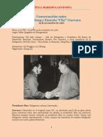 Conversación entre Mao Zedong y Ernesto Che Guevara (1960).pdf