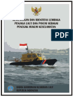 Kewenangan Dan Identitas Lembaga Penjaga Laut Pantai