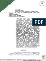 acordão dano estetico infecção hospitalar dirurgia.pdf