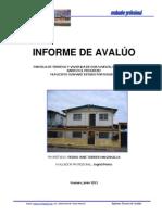 Ejemplo de Avaluo Romaye