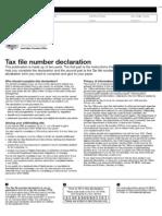 Tax Dec.ta
