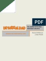 Desigualdad. Un análisis de la (in) felicidad colectiva Resumen para VMLACRO 2012