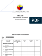 cONTOH Sasaran Kerja Tahunan 2013.docx