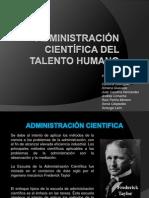 Administración científica del talento humano