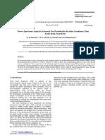 Análisis de Espectro de poder En Búsqueda De Periodicidades En Datos de Serie de tiempo Irradiance Solares De Erbs