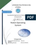 Proyecto Primer Parcial Fundamentos de Robótica ESPOL