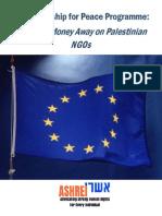 EU Partnership for Peace Programme: Throwing Money Away on Palestinian NGOs