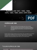 Kurikulum 1947, 1952, 1968, 1975.pptx