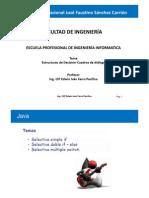 Sep03 Teoría Leng Java Estrcuturas Decisión