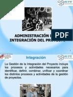 ADMINISTRACIÓN DE LA INTEGRACIÓN DEL PROYECTO