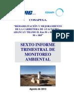Informe de Monitoreo Ambiental COSAPI -Ayacucho-AGOSTO 2013 .pdf
