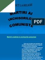 martiri ai inchisorilor comuniste.ppt