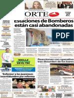 Periódico Norte de Ciudad Juárez 27 de Octubre de 2013