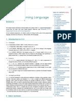 C++ Basics - C++ Programming Tutorial.pdf