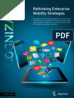 Rethinking Enterprise Mobility Strategies