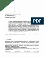 Alberto de Mello e Souza - Despesas amiliares em educação um estudo empirico