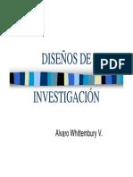 Diseños de investigación